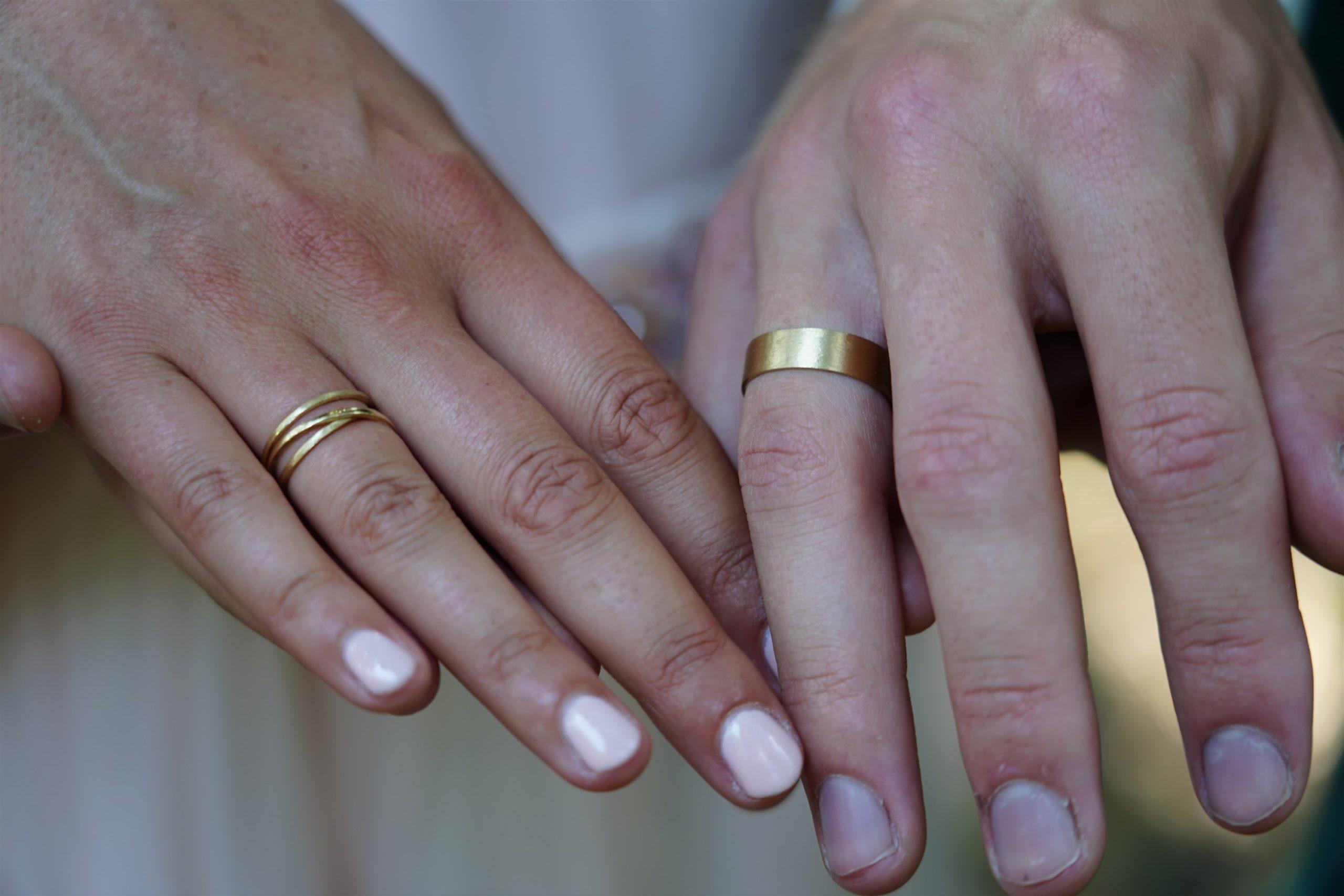Eventfotografie trouwringen